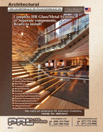 PRL Guardrail & Handrail Catalog
