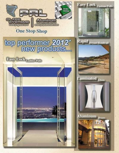 2012 Top Performing Glazing Solutions
