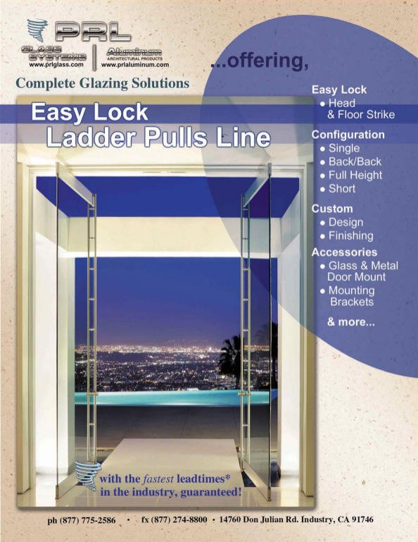 Complete 2013 Easy Lock Ladder Pulls Catalog