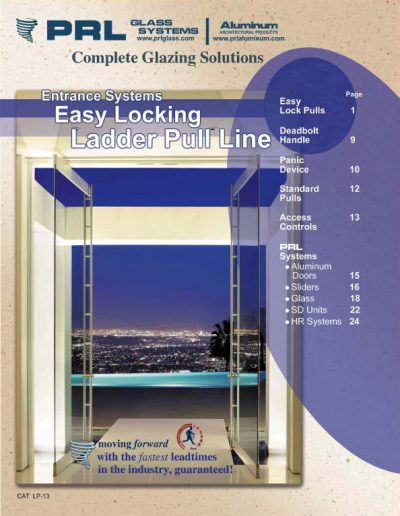 2013 Easy Lock Ladder Pulls Catalog