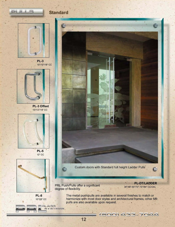 All Glass Door Hardware Manufacturer In Southern California