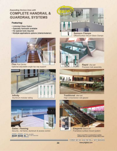 Complete Handrail & Guardrail Systems