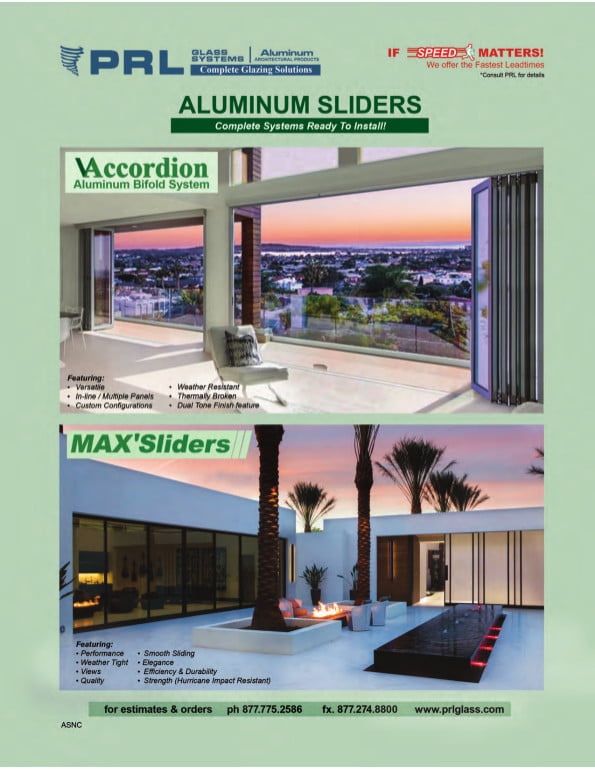 2019 Sliding Glass Door Catalog