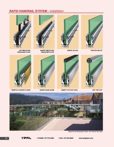 Rapid Handrail System - Installation