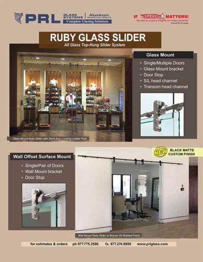 all glass sliding doors