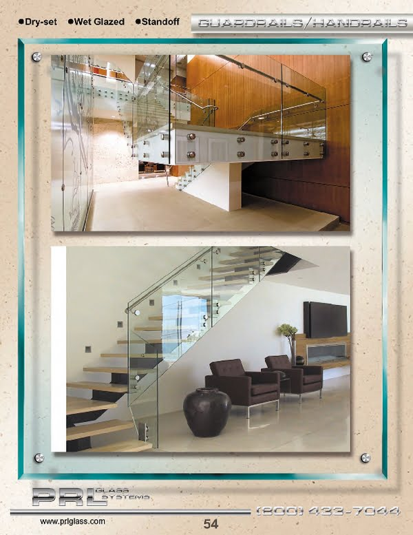 All Glass Railing Systems