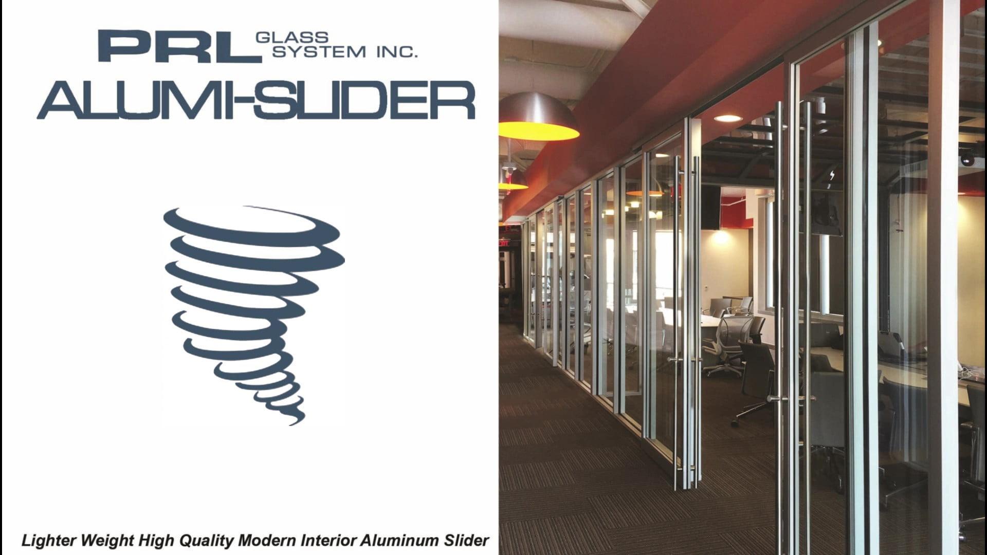 Alumi Sliders Video