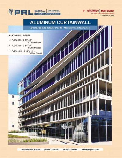 aluminum curtainwalls