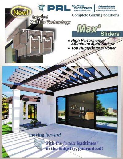 Aluminum MAX' - Nail Fin Technology