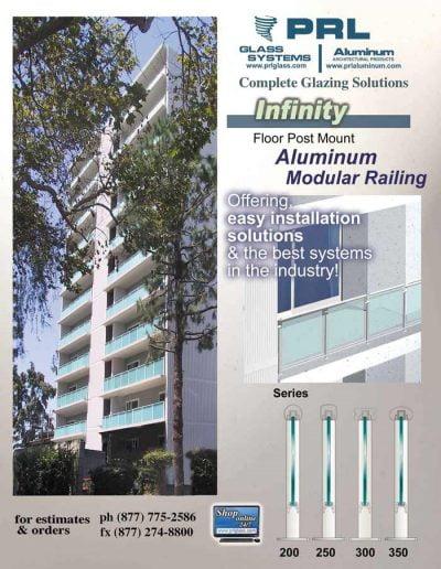 Aluminum Modular Railing