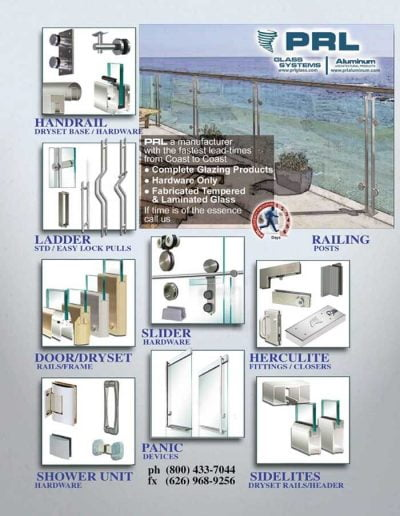 Complete Glazing Systems