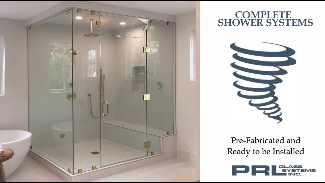 Complete Shower Systems Video