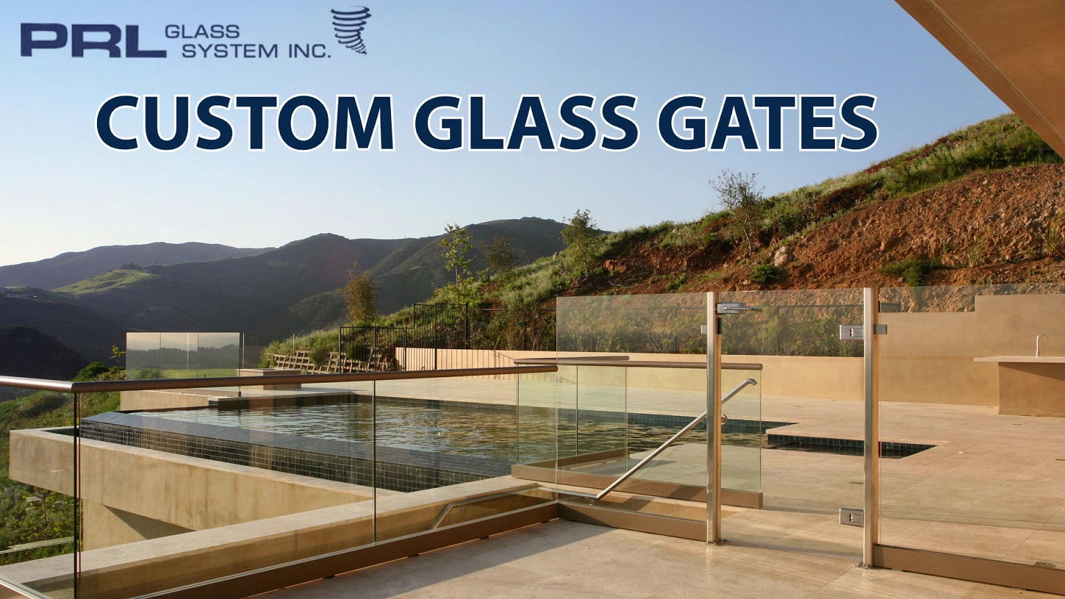 Custom All Glass Gates Video