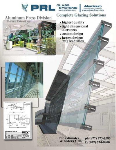 Custom Aluminum Extruder