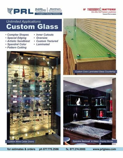 Custom Glass