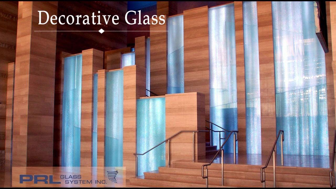 Decorative Glass Types Video