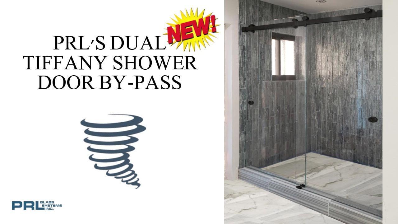 Dual Bypass Shower Sliders Video