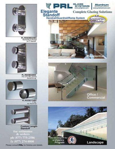Elegante Handrailing System