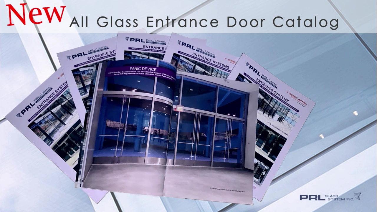 Entrance Door Catalog Video