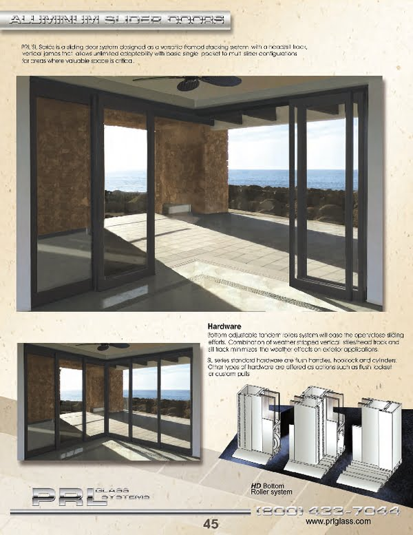 The many qualities of the Max sliding door system offer clients peace of mind when choosing an exterior sliding doors.