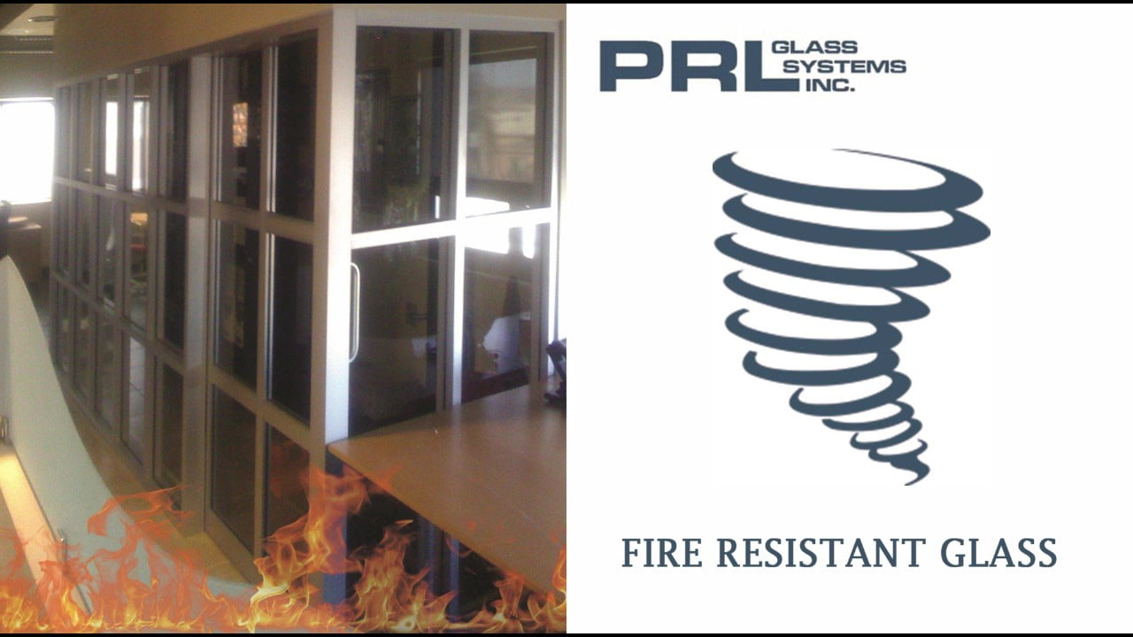 Fire Resistant Glass Video