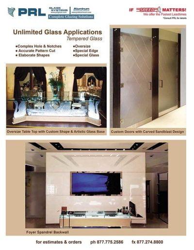 Glass Applications