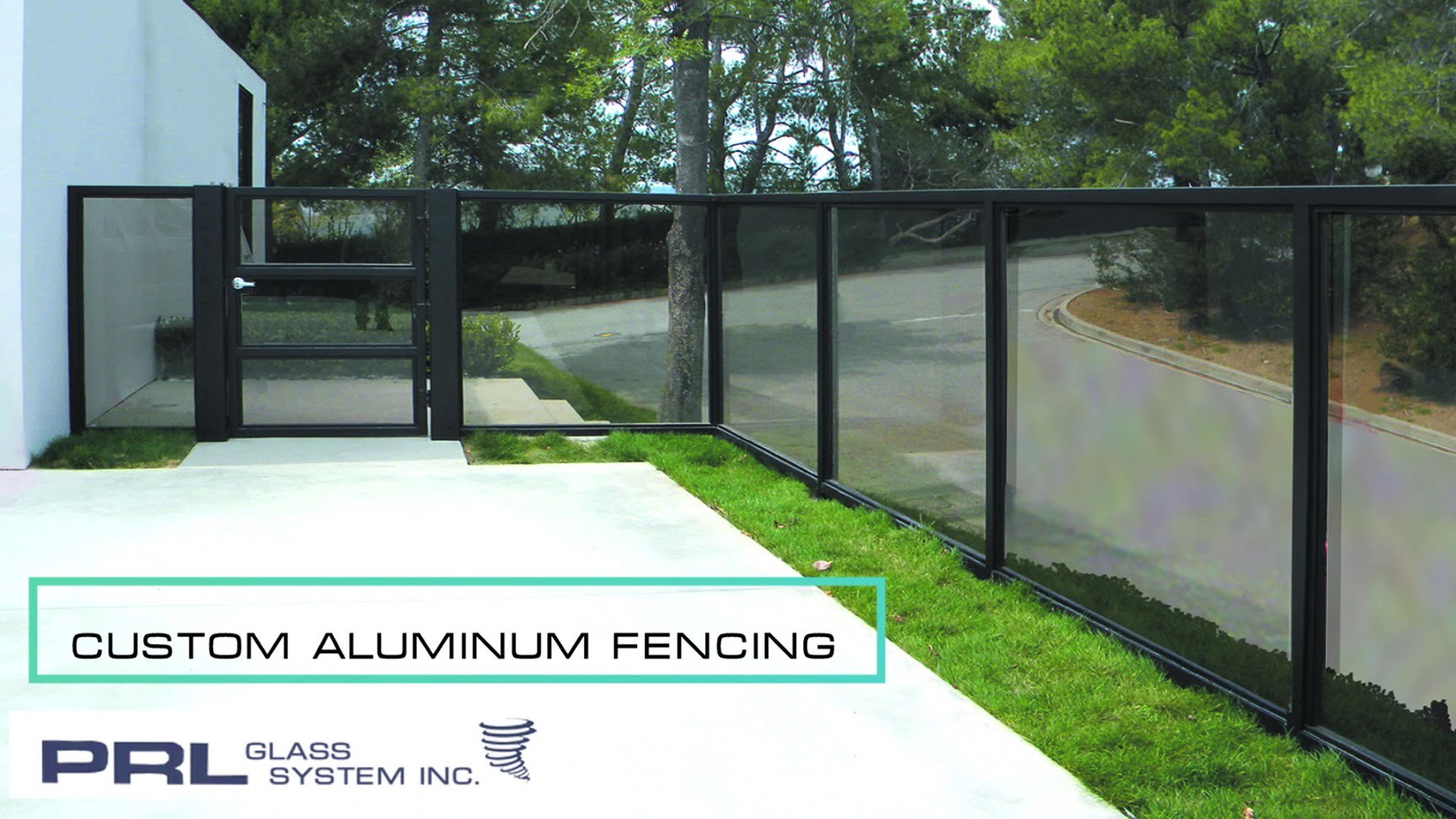 Glass Fencing Video