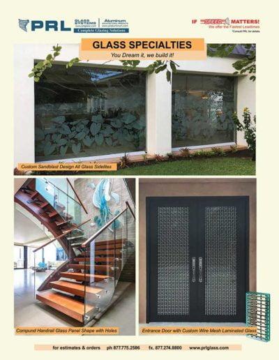 glass specialties