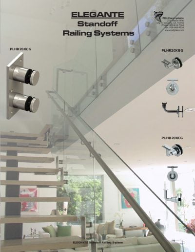 Glass Stand Off Railing Systems
