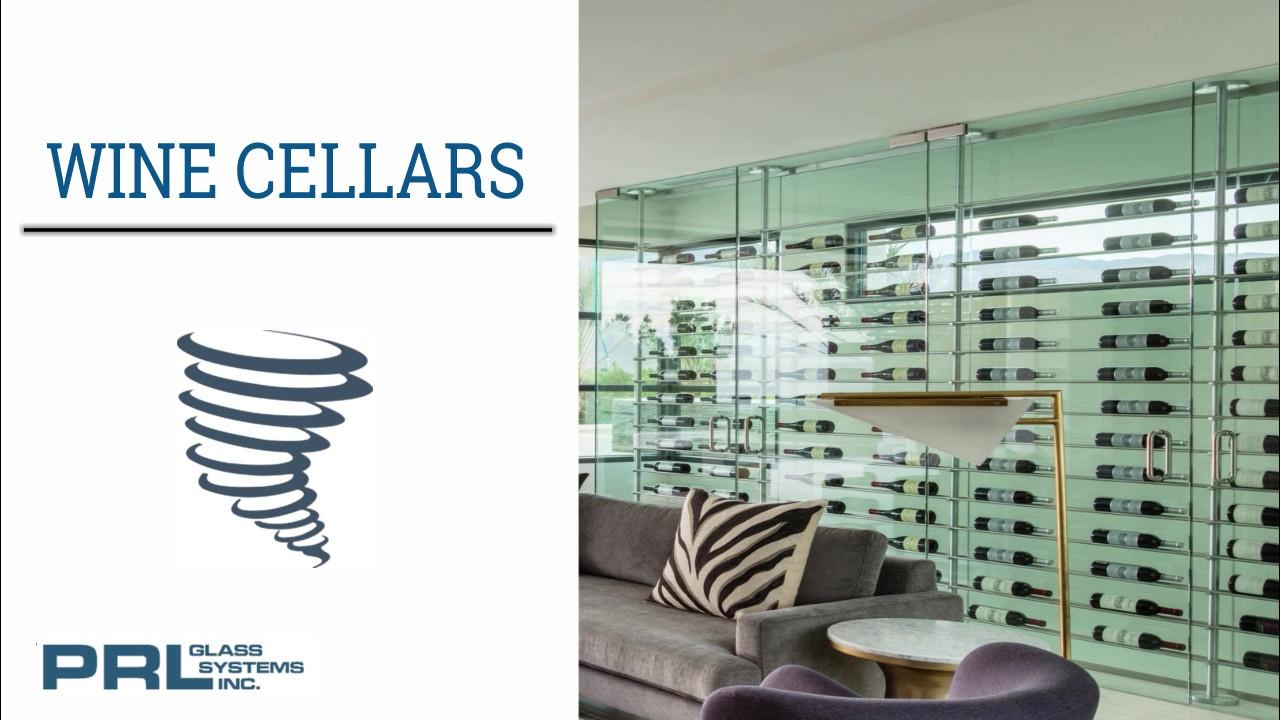 Glass Wine Cellars Video