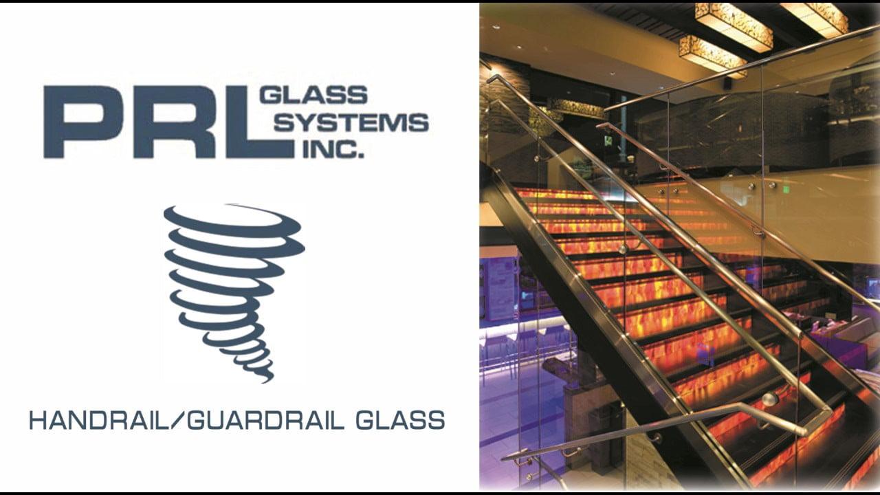 Guardrail Glass Video