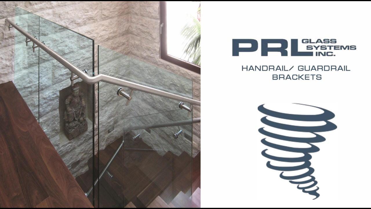 Handrail And Guardrail Brackets Video