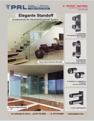 handrail standoffs