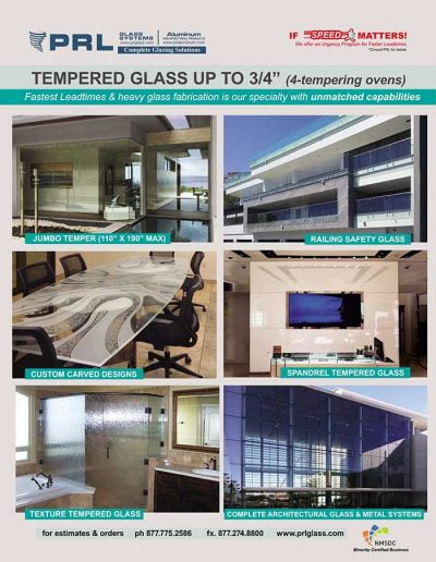 Heavy Tempered Glass