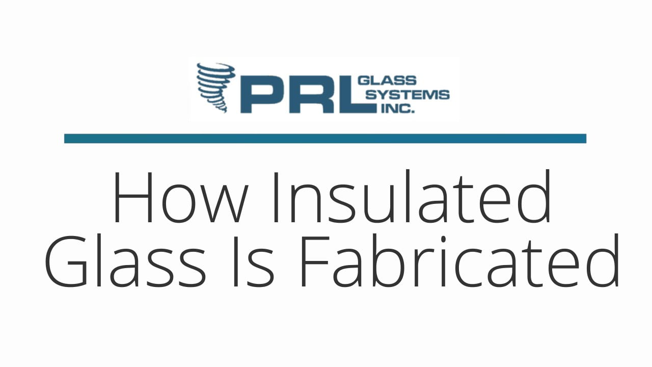 How Insulated Glass Is Fabricated Video