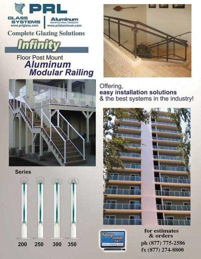 Infinity Guardrail System