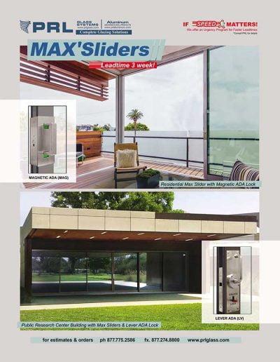 MAX' Sliding Doors