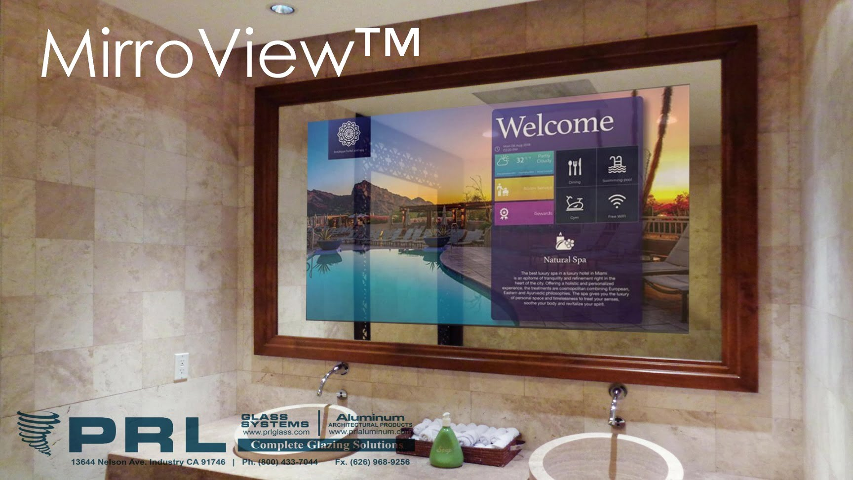 Mirroview Glass Video