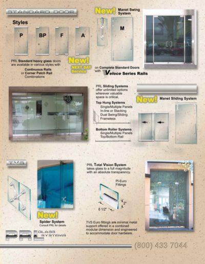 Standard Door Styles