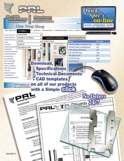 PRL - Online Specs