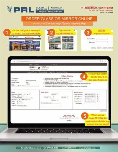 order glass online