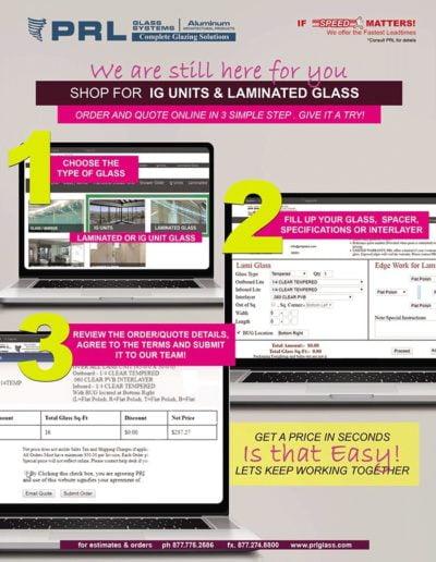 order laminated glass ig units online