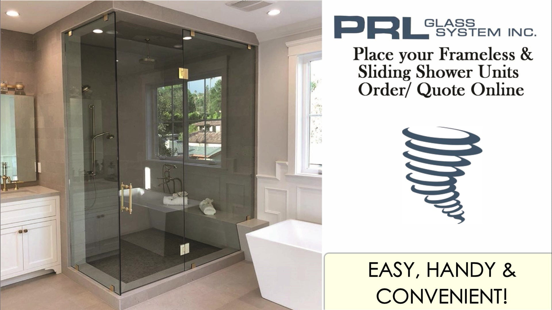 Order Shower Units Online Video