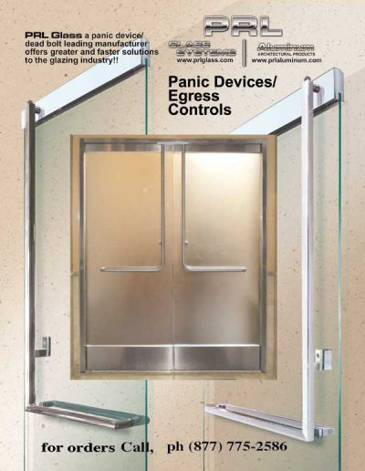 Panic Device - Raising The Bar