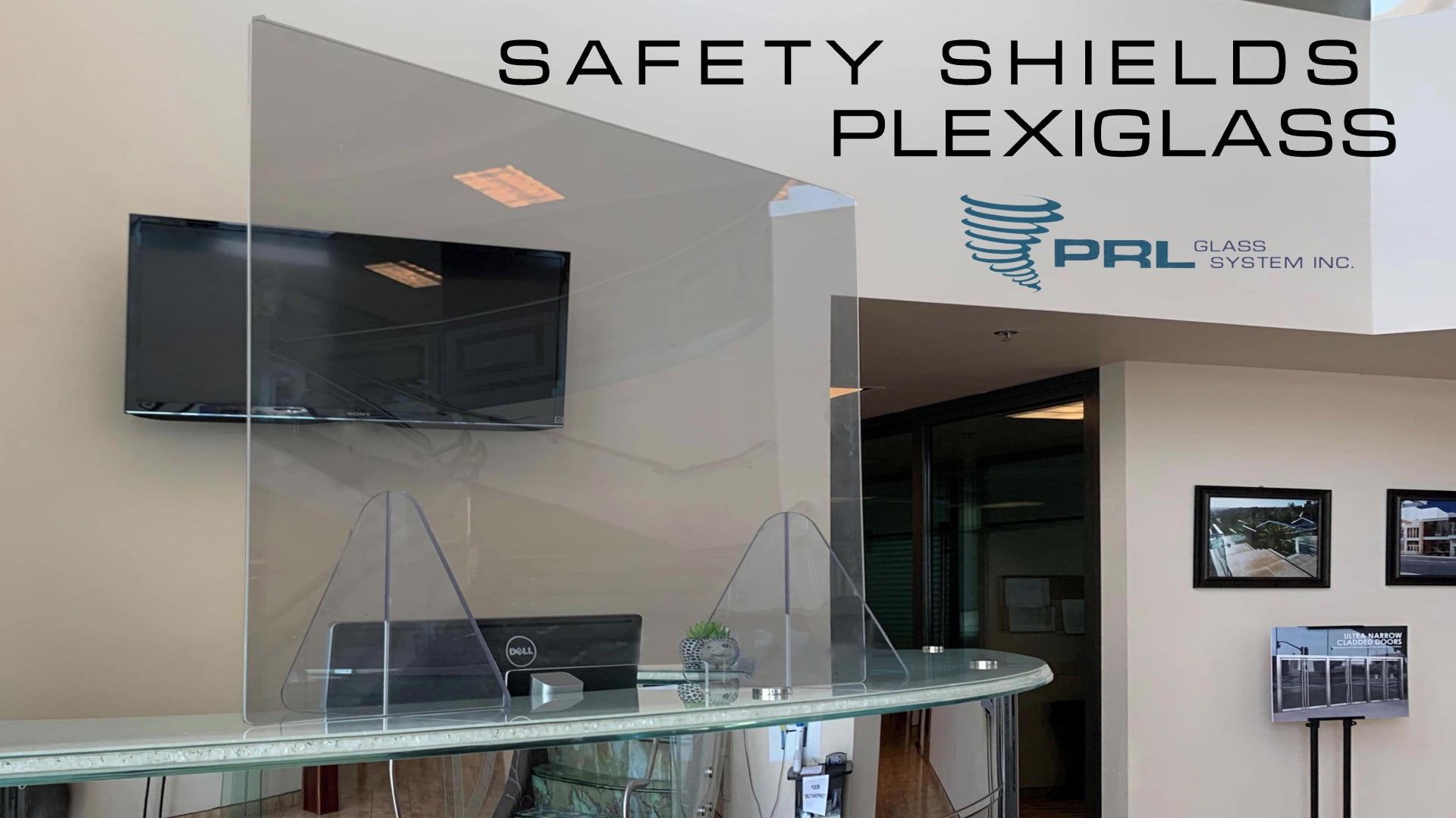 Plexiglass Shields Video