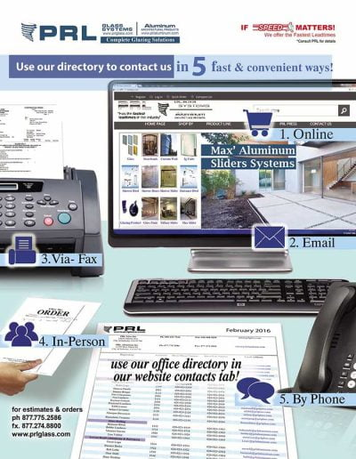 PRL Company Directory - 2017
