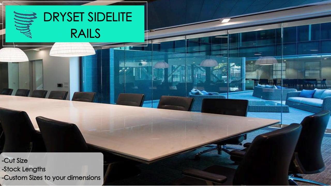 PRL Dryset Sidelite Rails Video