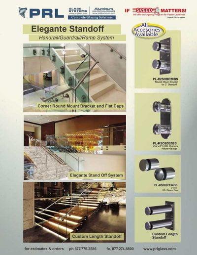PRL Elegante Handrail System