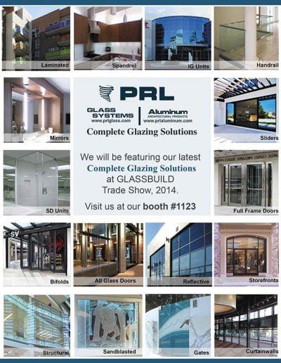 PRL Glassbuild - 2014