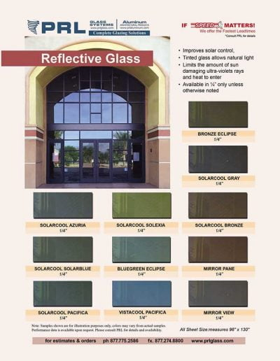 Reflective Glass